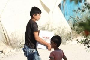 Yarender Sınır Kamplarında
