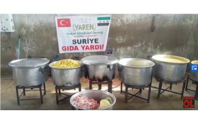 Suriye ye Yardımlar Devam Ediyor.. 4 Oca 2017