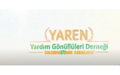 Türkmen Dağında Yapımı Devam Eden Yemekhane ve İftar Çadırı