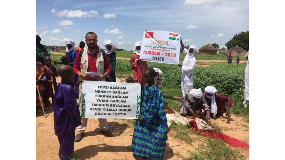 Arakan Kampları, Nijer, Suriye ve Osmaniye Çadır Kentteki Kurbanların Tamamı Kesilmiştir