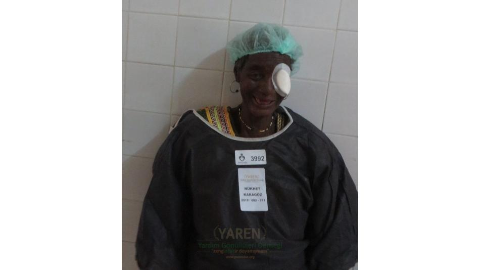 Nijer'de Katarakt Ameliyatlarımız Başladı