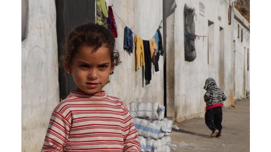 Suriye'de Yetimhanede Kış Hazırlıkları Başladı.
