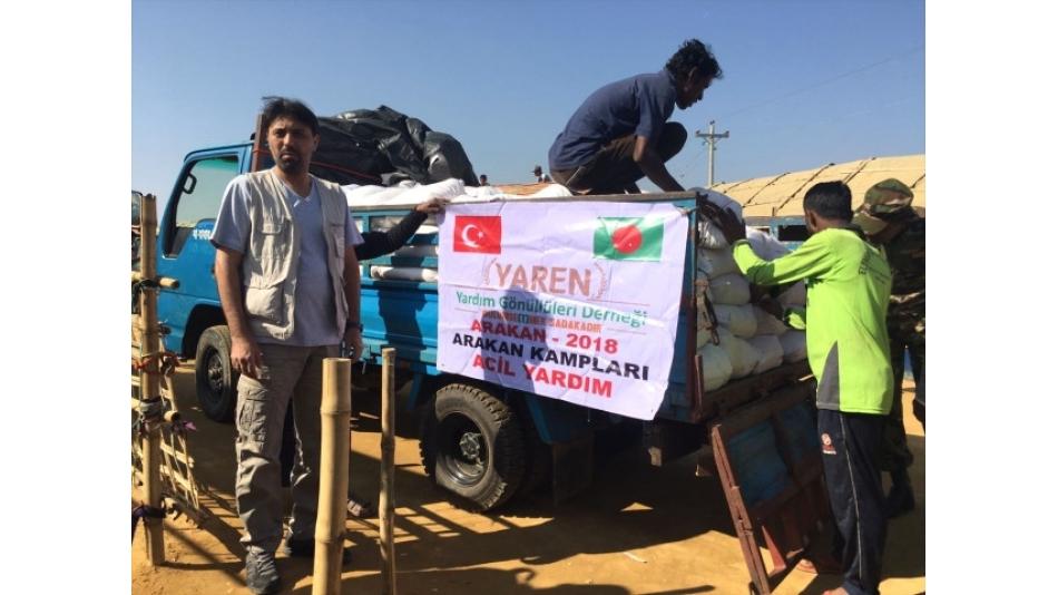 Yaren-Der'den İnsani Yardımlar